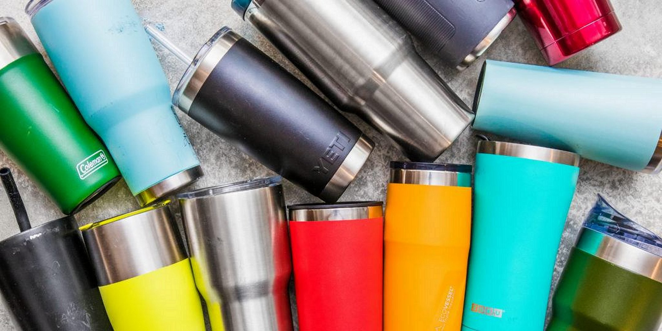Best Tumbler Cups to Keep Your Drinks Hot & Cold Longer