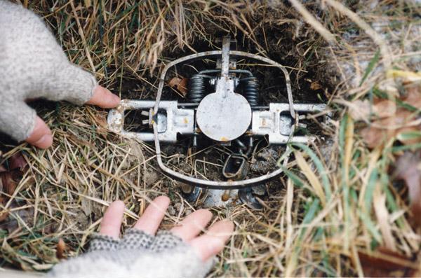 Types of Hunting Traps Types of Hunting Traps