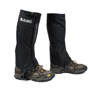 Weanas Leg Gaiters on boots