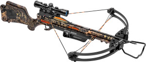 Wicked Ridge by TenPoint Crossbows Warrior G3 Crossbow Package