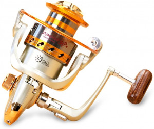 X-CAT Nacatin Spinning Fishing Reel