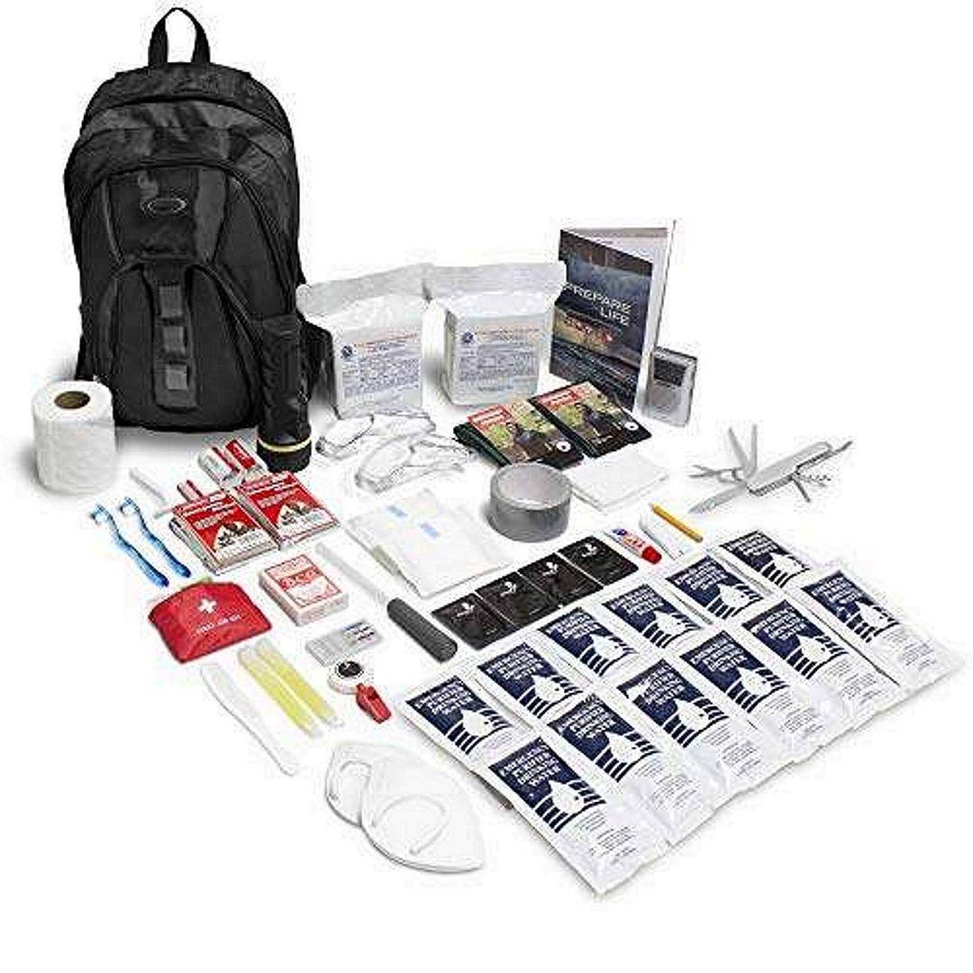 Emergency Zone 840-2 Urban Survival Bag & Disaster Kit (72 hours)