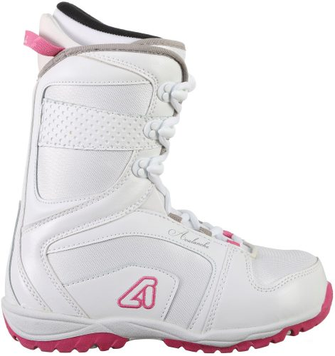 Picture of avalanche women's snowboarding boots.