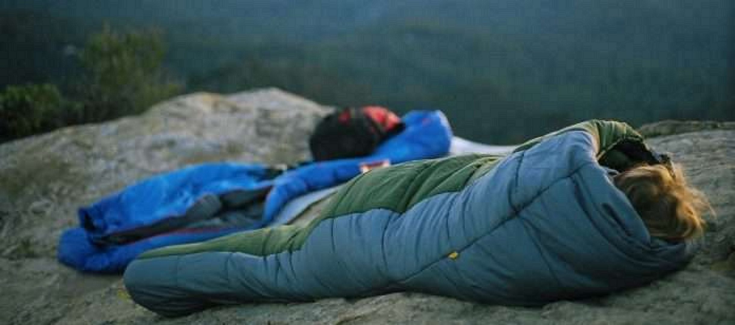 girl in a sleeping bag Top-8 Ultralight Sleeping Bags for Backpacking: Review & Buyer's Guide