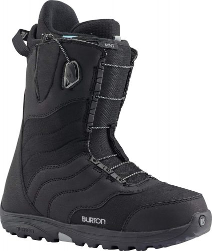 Picture of burton women's snowboarding boots.