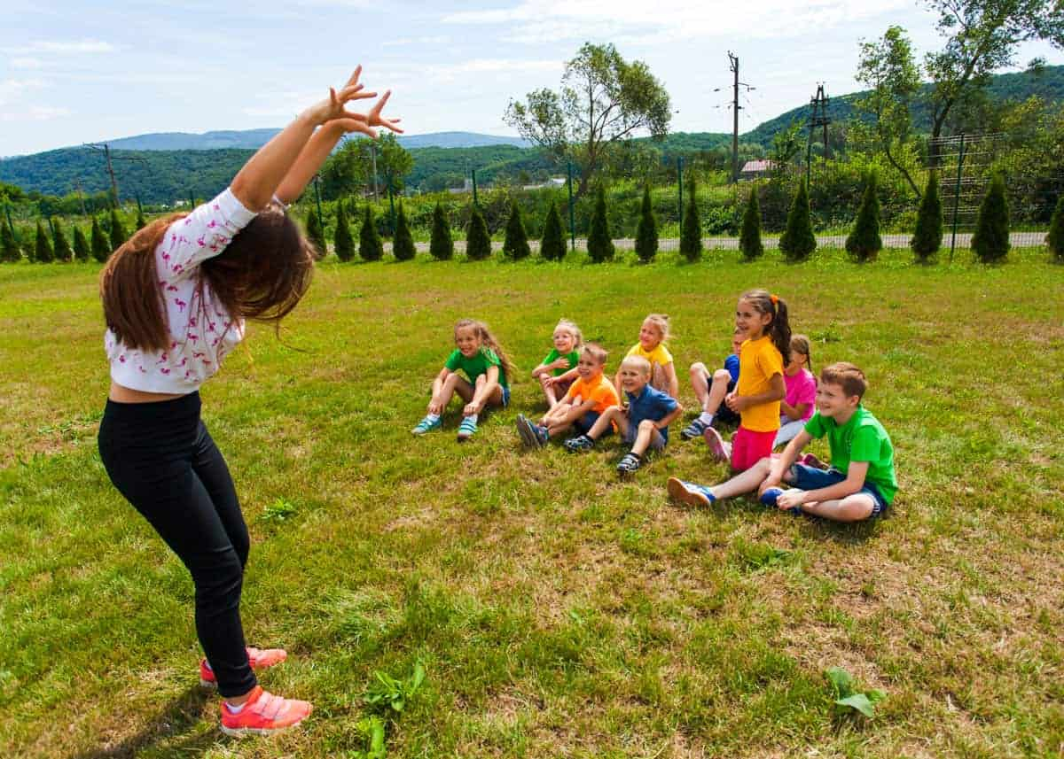 camping activities for kids Camping Games for Kids and Adults