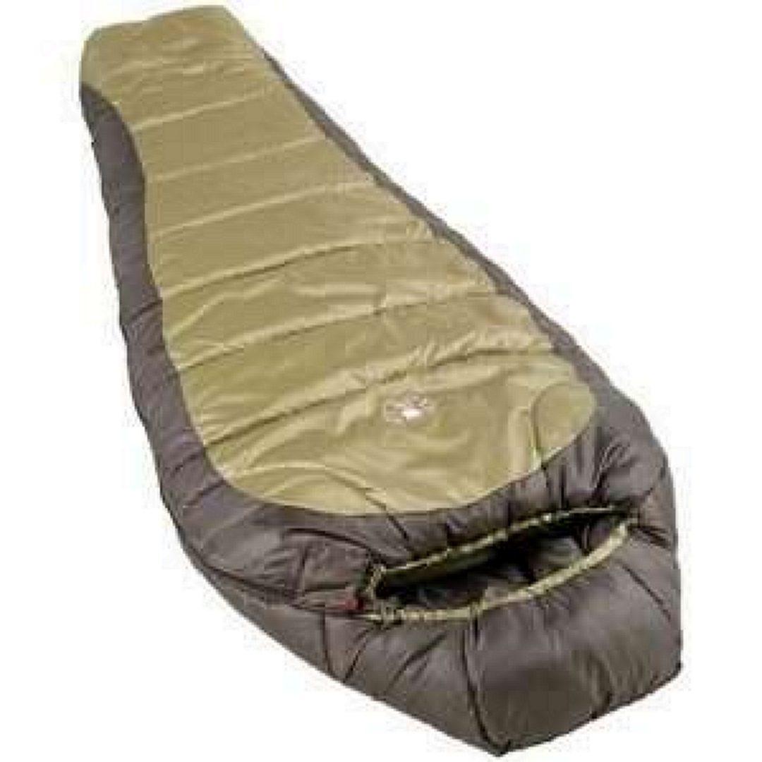 coleman north rim mummy sleeping bag