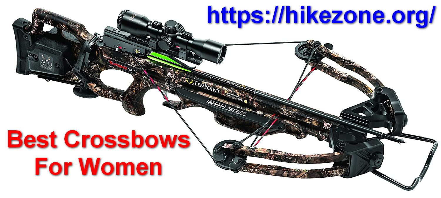 Best crossbows for women 2020 7 Best Crossbows For Women: Classified by Weight, Velocity, Draw Weight
