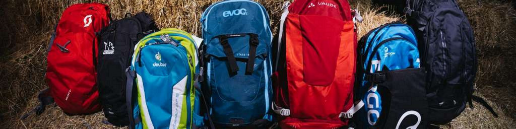 MTB backpack collection