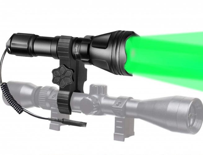 TOP 8 Best Predator Hunting Lights Reviewes + Buying Guide
