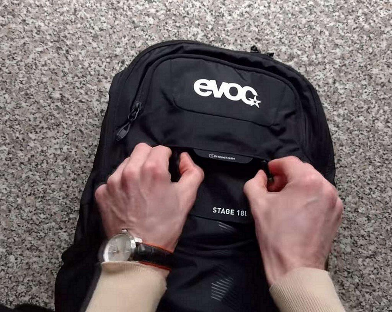 EVOC Stage MTB backpack