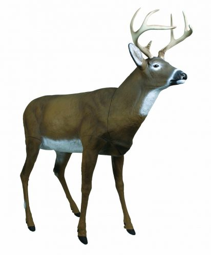 Picture of flambeau deer decoy.
