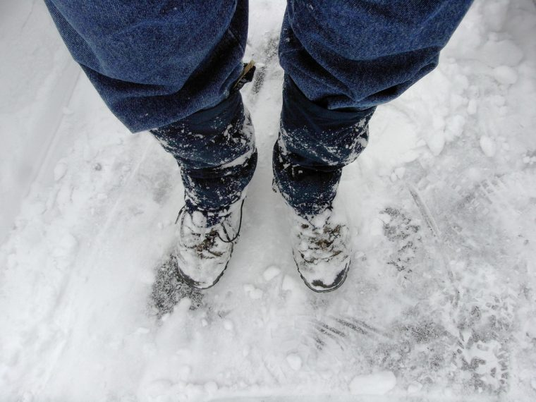 gaiters boots snow foot