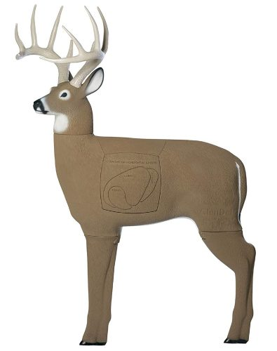 Picture of glendel deer decoy.