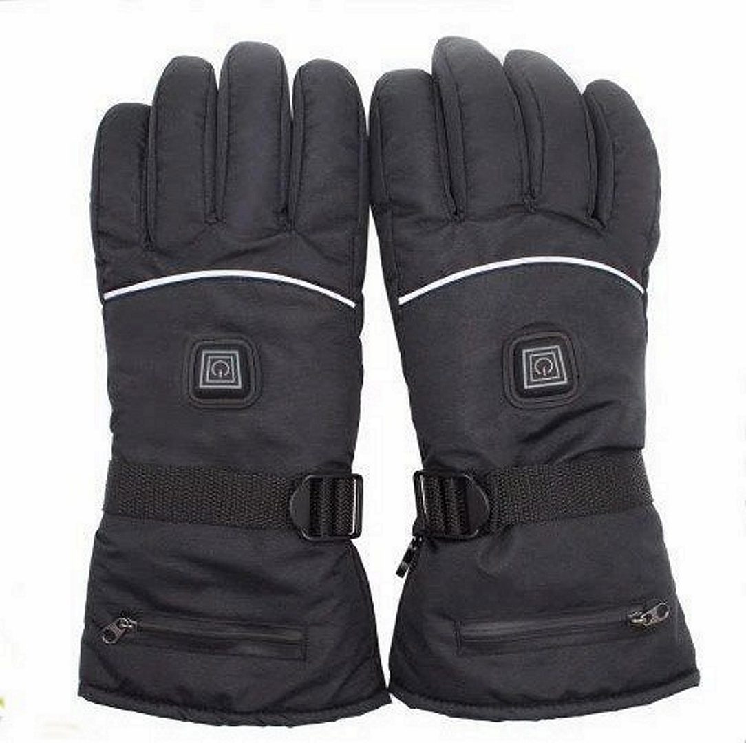 GLOBAL VASION Rechargeable Battery Heated Gloves