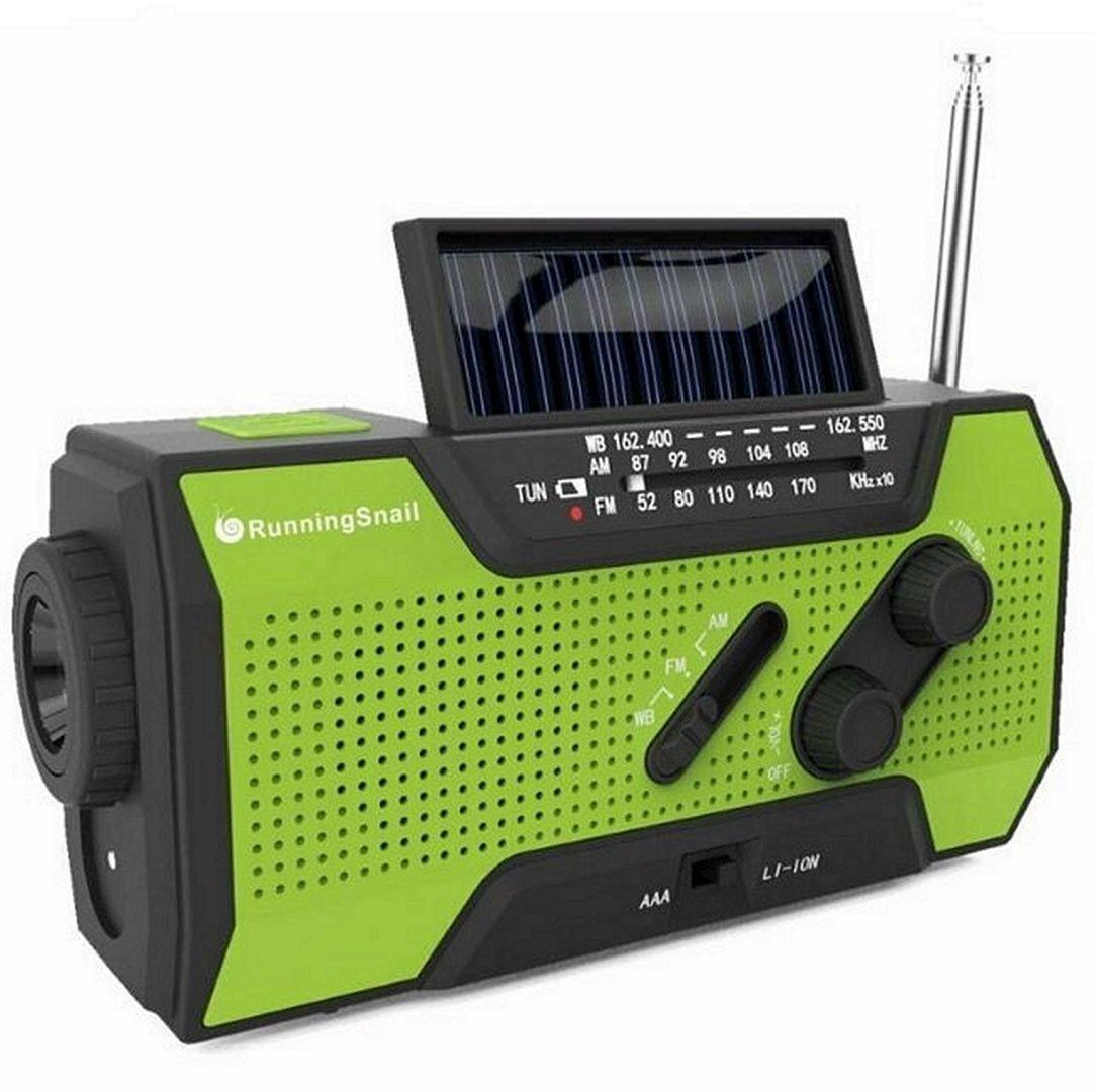Eton FRX5-BT Emergency Weather Radio