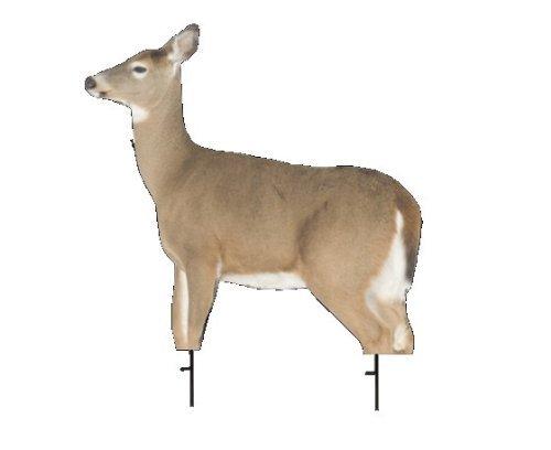 Picture of montana deer decoy.