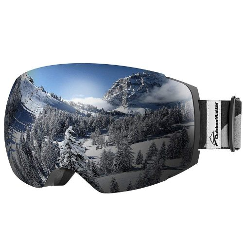 TOP 7 Best Men's and Women's Ski Goggles Reviews