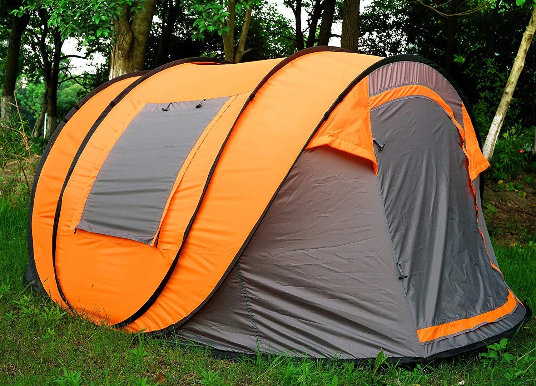 TOP 5 Best Instant Tents Reviewed + Bonus: Pop Up Mosquito Net