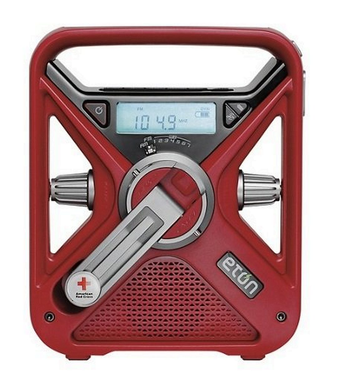 The American Red Cross FRX3 Emergency Radio, Hand Crank