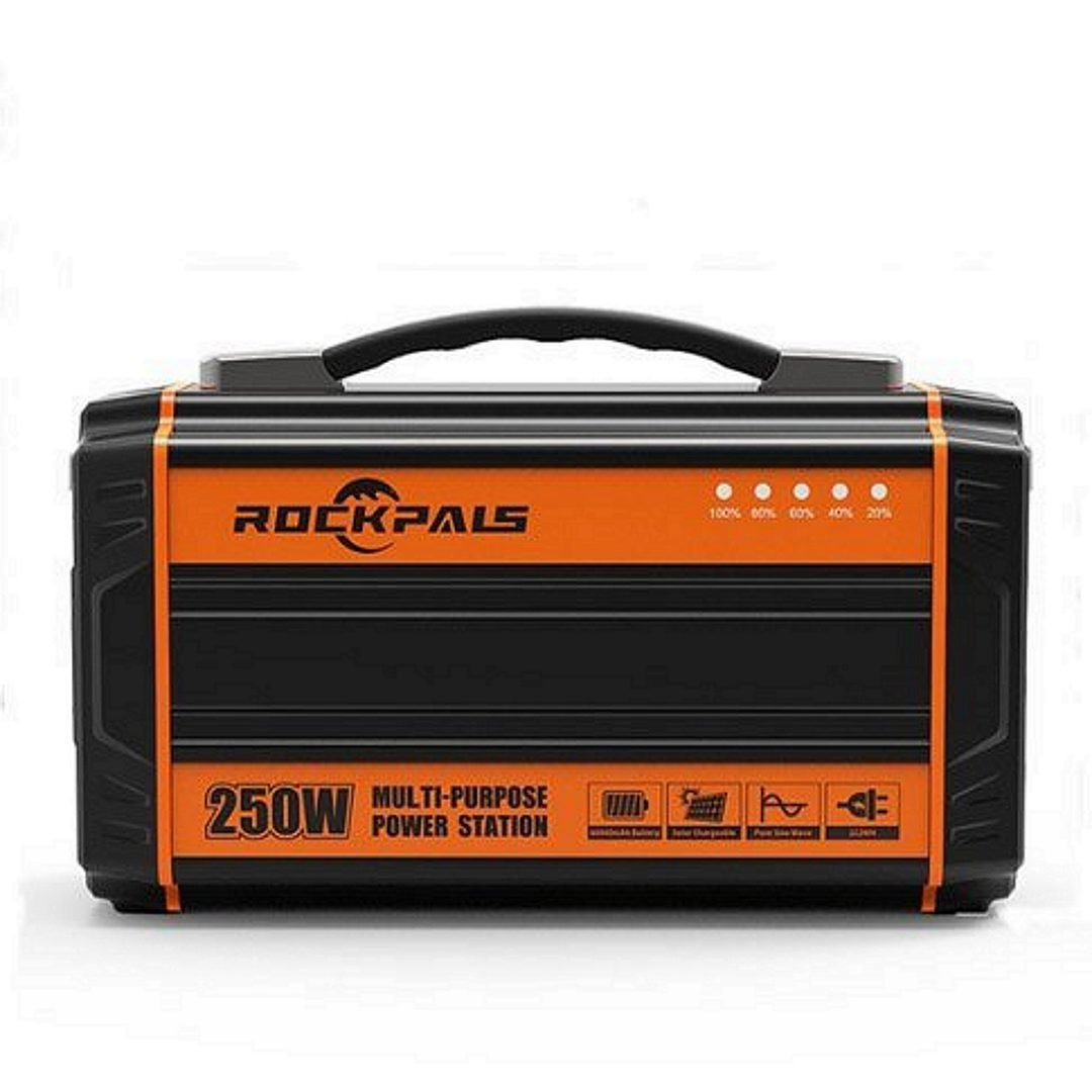 ROCKPALS 250 Wh Portable Power Station