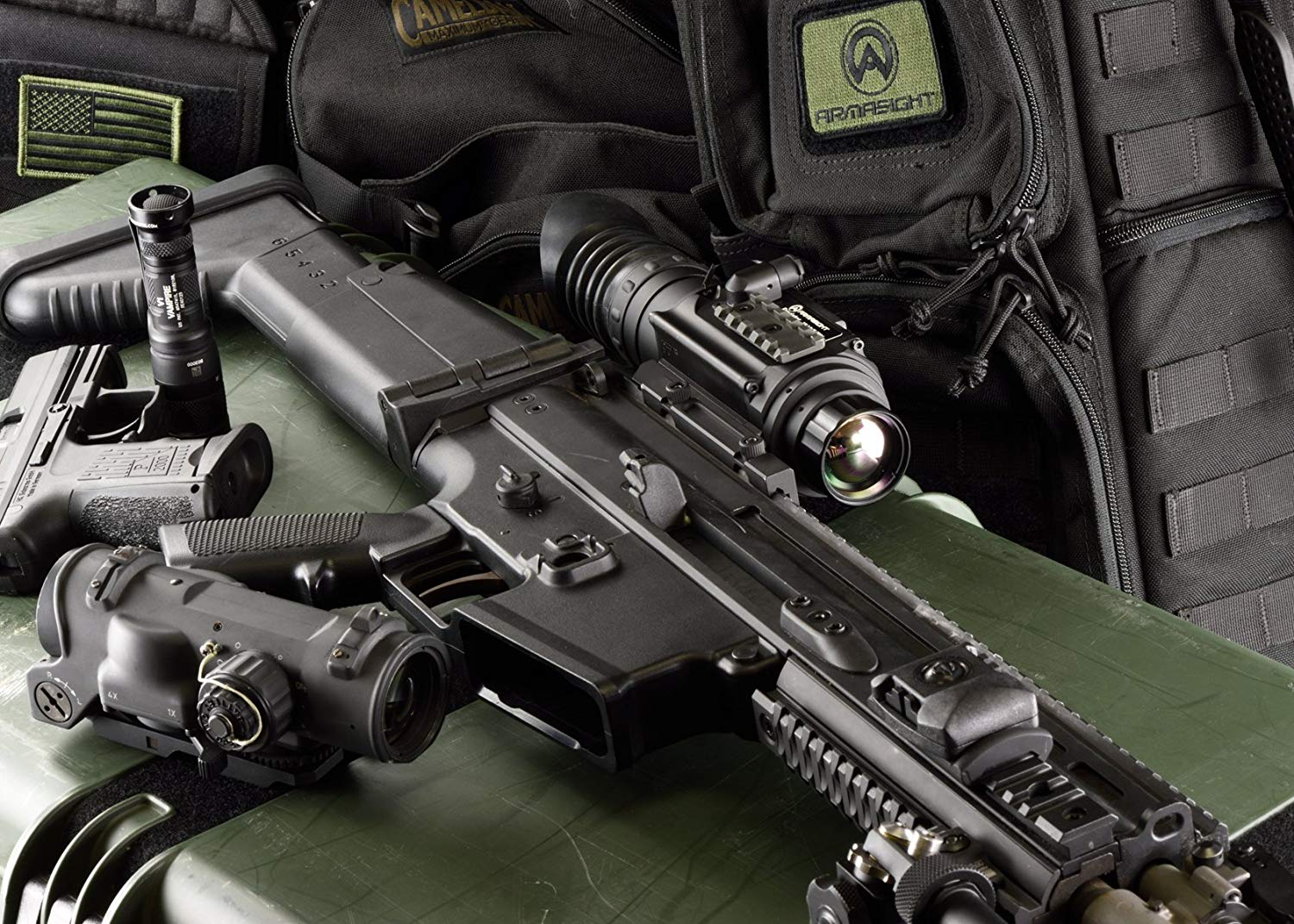 Best Thermal Scopes of 2021 – TOP 7 Picks to Make Your Hunt Flawless