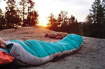 Best Backpacking Sleeping Bag Under 100$