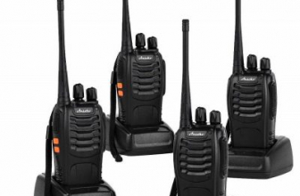 Best Two-Way Radios for Mountains of 2021 – Our TOP 10 picks