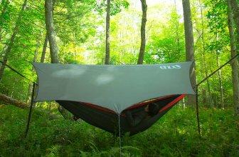 Best 6 Hammock Rain Flies and Tarps – Lightweight, Affordable and Waterproof