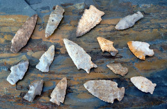 How to Hunt for Arrowheads