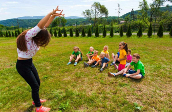 Camping Games for Kids and Adults