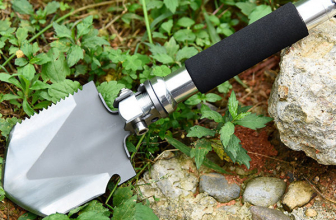 TOP 7 Best Camping Shovels in 2021 + Buyer's Guide
