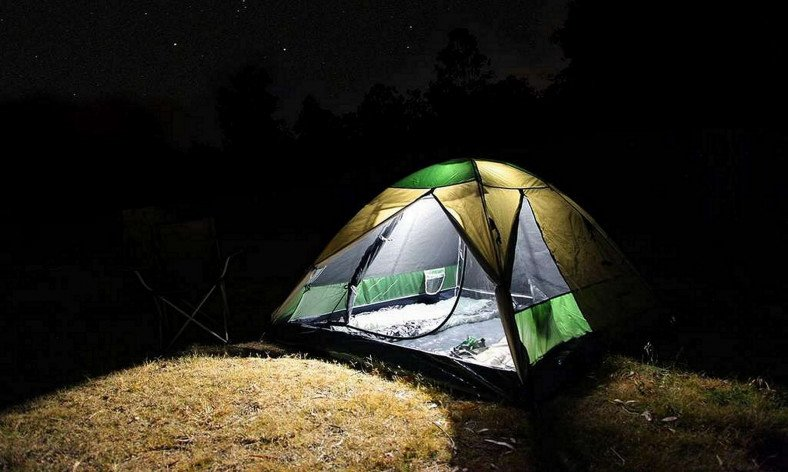 Best Rechargeable Camping Lantern to Light Up The Way