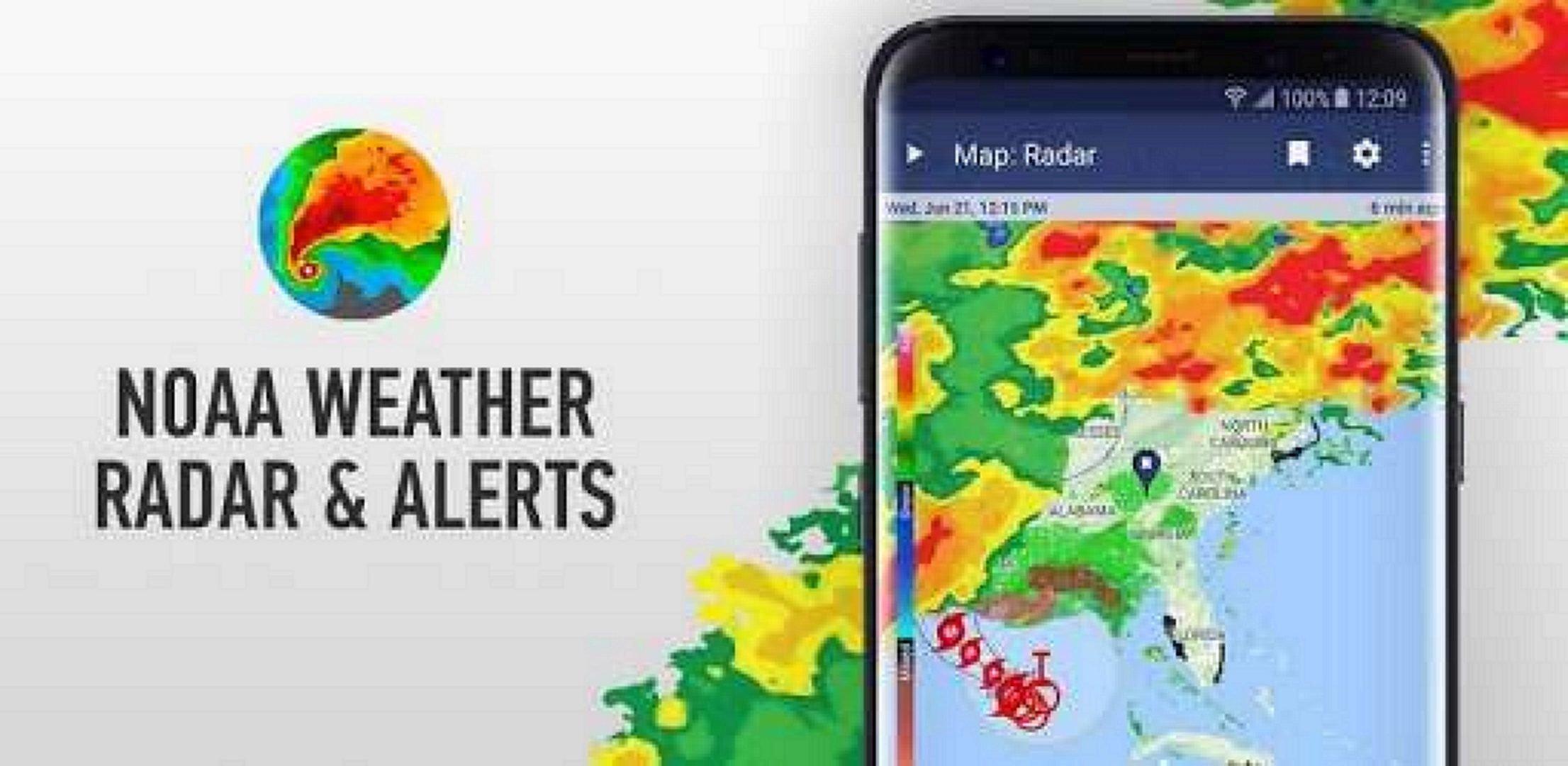 NOAA Weather&Radar Alerts